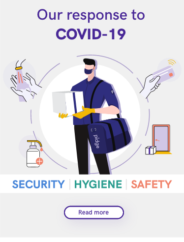 Parcel Delivery Services during Covid-19