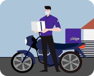 Pidge Retailers - bike